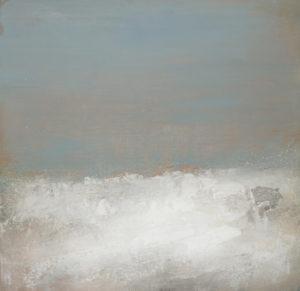 Hell Bay Bryher. Oil on canvas. 91 x 91 cm. 2016. £1500