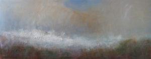 Oil on canvas 96.5 x 229 cm 2016