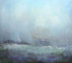 Oil on canvas 110x132 cm